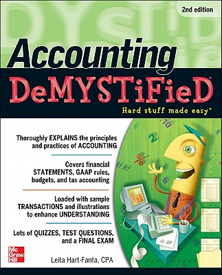 Accounting Demystified By Hart, Leita